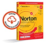 Norton Antivirus Plus 2021 - Antivirus software para 1 Dispositivo y 1 año de...