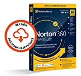 Norton 360 Premium 2021 - Antivirus software para 10 Dispositivos y 1 año de...