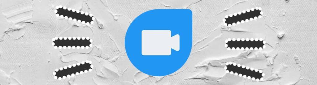 apps para hacer videollamadas GOOGLE DUO