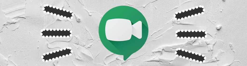 apps para hacer videollamadas Google MEET