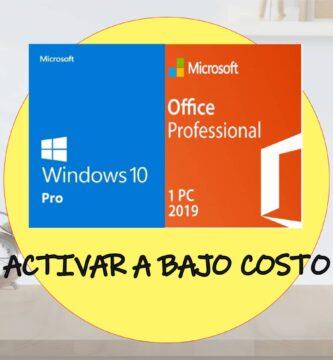 Activar Windows y Office con licencias OEM