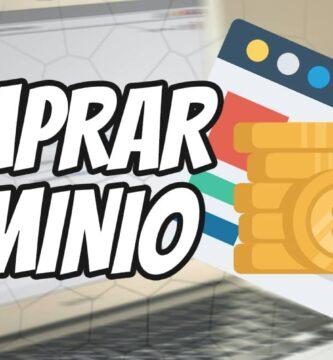 Comprar Dominio Web BARATO
